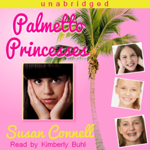 Palmetto Princesses audiobook cover art