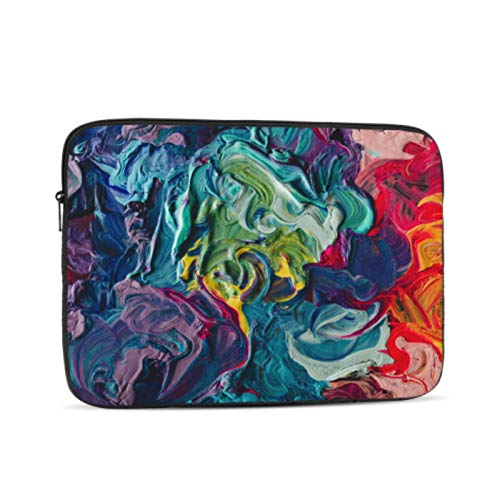 A1707 MacBook Pro Case Close-ups of Paints in Different Colours Mac Book Covers Multi-Color & Size Choices10/12/13/15/17 Inch Computer Tablet Briefcase Carrying Bag