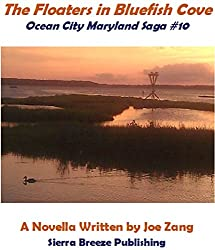 The Floaters in Bluefish Cove | Ocean City MD Fiction Books