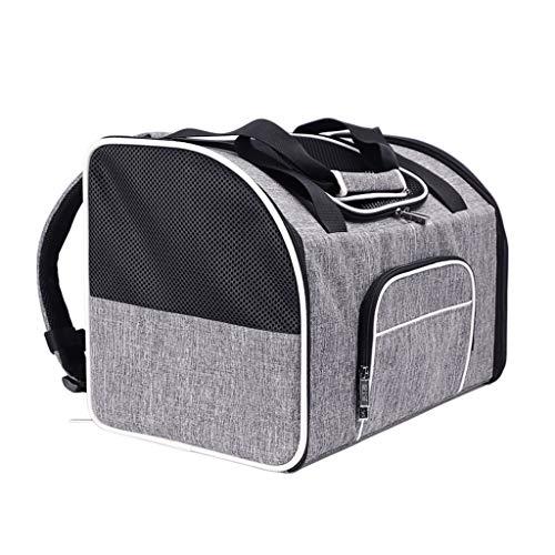 WWJHH-pet bag Mochila para Mascotas del Portador De Perros Bolsa para Gatos...