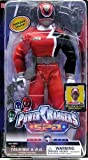 Power Rangers SPD 12' Talking Red Ranger Bandai Space Patrol Delta MISB MIB 2005