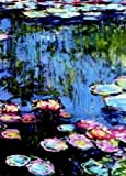 Monet Water Lilies Notebook (Decorative Notebooks)
