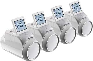 evohome Kit 4 thermostaatkoppen digitale HR92 kit 4 stuks
