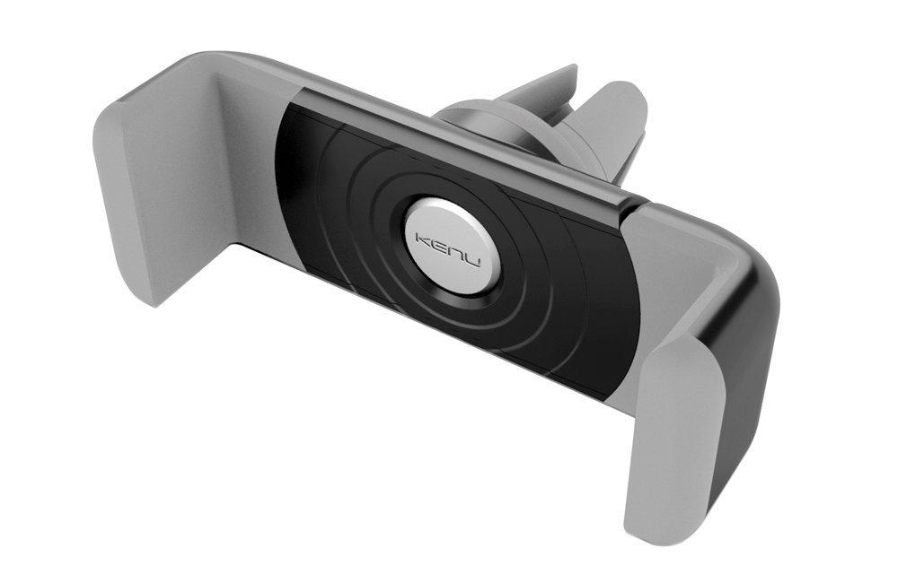 Kenu Airframe - Soporte portátil de smartphone o de GPS para coches, color gris: Amazon.es: Electrónica