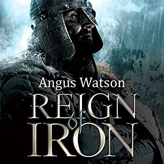 Reign of Iron cover art
