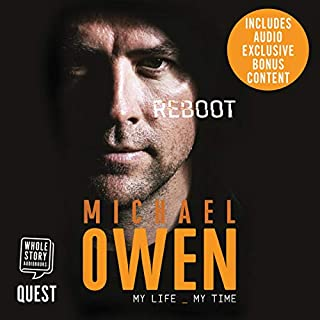 Michael Owen: Reboot cover art