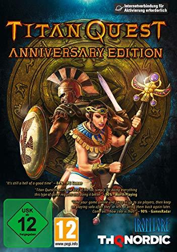Titan Quest Anniversary Edition Windows 10, 8.1, 7