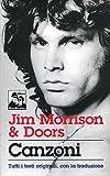 Jim Morrison & Doors. Canzoni...