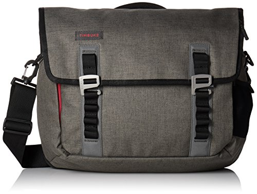 Timbuk2 Command Messenger, Carbon Full-Cycle Twill, Medium