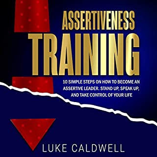 Assertiveness Training audiobook cover art