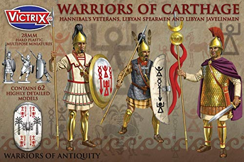 Victrix 28mm Galo Warriors.
