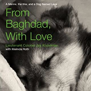 From Baghdad, With Love audiobook cover art
