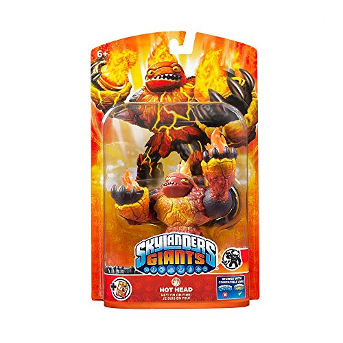 Skylanders Giants: Hot Head