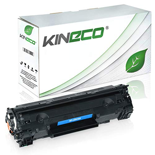 Kineco Toner kompatibel zu HP CB435A Laserjet P1005, P1006, P1007, P1008-35A - Schwarz 1.750 Seiten