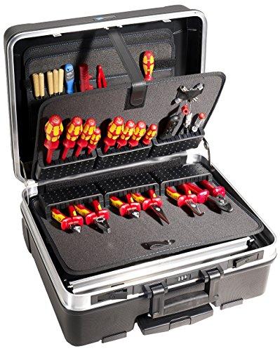 B&W Werkzeugkoffer Go Modul, 120.04/M (Lieferung erfolgt ohne Werkzeug)
