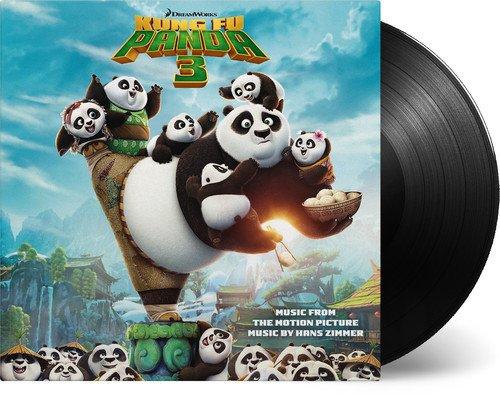 Kung Fu Panda 3 (Hans Zimmer) [Vinyl LP]
