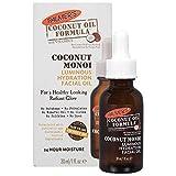 Palmer's Coconut Oil Formula Coconut Monoi Luminous Hydration Facial Oil | 1 Ounce