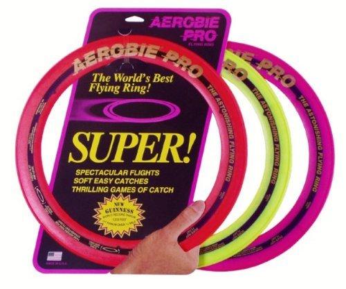 2x Aerobie 33cm Pro Ring (Farben können variieren)