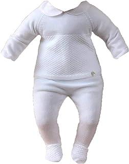 PAZ Rodriguez - Conjunto de traje de punto para bebé, 2