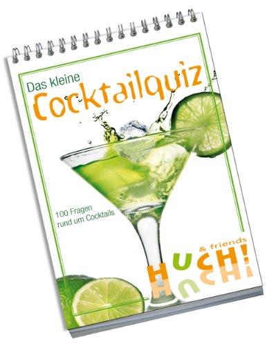 Huch & Friends 877482 - Das kleine Cocktailquiz