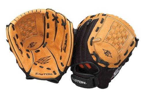 Easton ZFX 1001 Z-Flex Series Ball Glove (Right Hand Throw, 10-Inch)