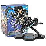 Figuras De Anime De 15Cm Sword Art Online Kazuto Kirito Figura De Acción PVC Modelo De Colección Juguete Niños con Caja