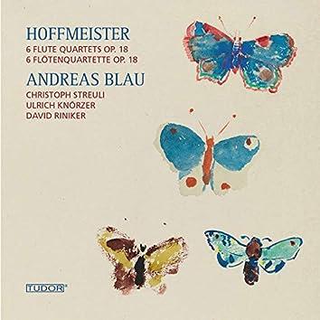 Hoffmeister: 6 Flute Quartets, Op. 18