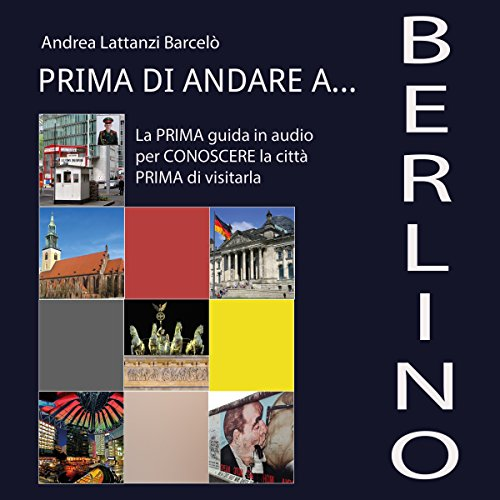 Prima di andare a Berlino cover art