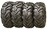 Set of 4 New ATV/UTV Tires 24x8-12 Front & 24x10-11 Rear /6PR...