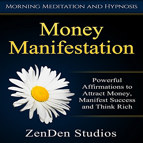 Money Manifestation audiobook cover art