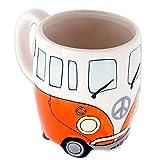 Tazza in ceramica dipinta a mano Camper Bus/camper