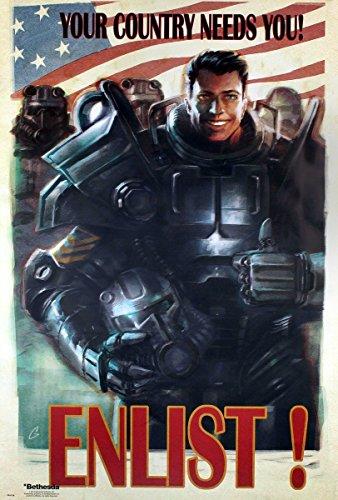 Fallout 4 - Enlist