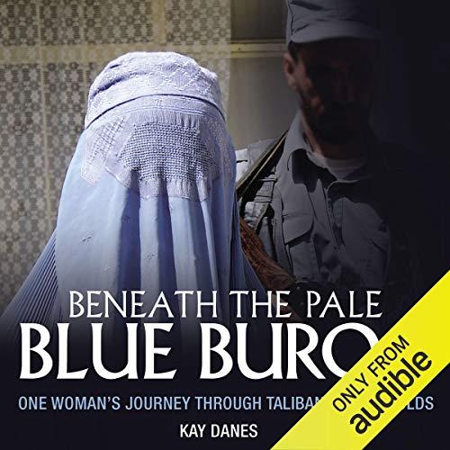 Beneath the Pale Blue Burqua cover art