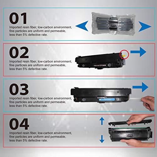 4Benefit Compatible Toner Cartridge Replacement for HP 48A 248A CF248A to Used for HP Laserjet Pro M15w M15a M16a M16w MFP M29w MFP M29a MFP M28w MFP M28a Printer (Black, 2-Pack) Photo #8