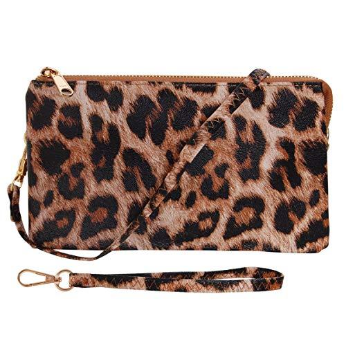 Monedero Leopardo marca Humble Chic NY