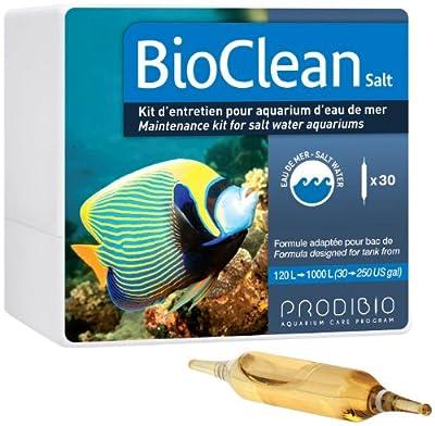 PRODIBIO Bioclean Set de 30 Ampoules pour Aquariophilie