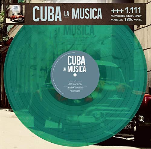 Cuba La Musica [Vinilo]