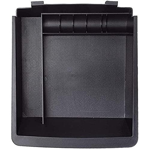 LBLDD Caja de Almacenamiento Central Armrest, Organizador de la Consola del Centro ABS para Elantra Sedan 2011-2015 Organizador Multifuncional Bandeja de la Bandeja de reemplazo Accesorios Interiores