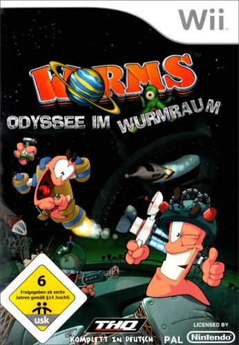 Worms: Odyssee im Wurmraum [Software Pyramide]