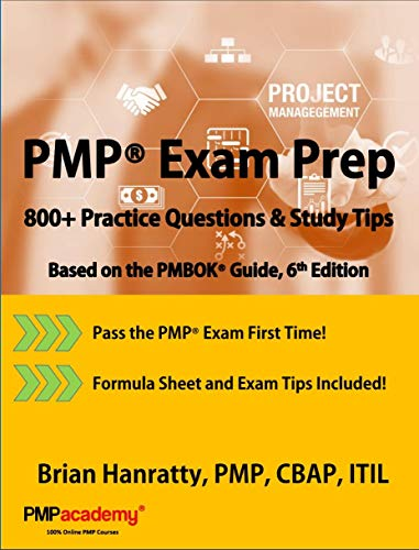 PMP Exam Prep: 800+ Practice Questions and Study Tips (English Edition)