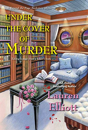 Under the Cover of Murder (A Beyond the Page Bookstore Mystery Book 6) by [Lauren Elliott]