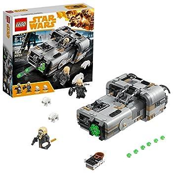 LEGO Star Wars Solo  A Star Wars Story Moloch's Landspeeder 75210 Building Kit  464 Piece