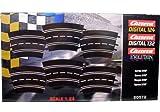 Carrera 132/124 curva 1/30 6pcs 20020572 (jap?n importaci?n)