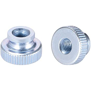 Color: Red Nuts M4 High Head Knurled Nuts Thumb Reticulate Adjust Nut Multicolour Aluminum Alloy 4PCS