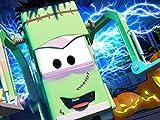 【Halloween】Frankenstein's Monster needs a repair ! / The trick or treating ! / Dia de los muertos / Baby Francis