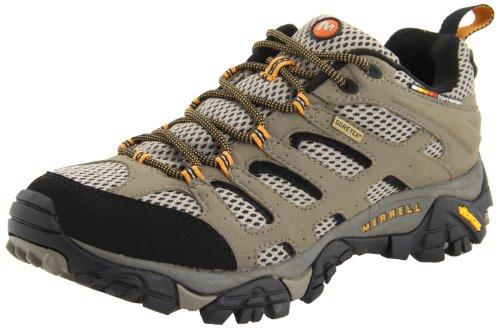 Merrell Men's Moab Gore-Tex Waterproof Hiking Shoe
