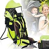 Quel porte bébé choisir pour faire de la randonnée ?