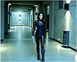 Underworld Kate Beckinsale as Selene in Black Corset Catsut Scouting Lab Hall 8 x 10 Photo