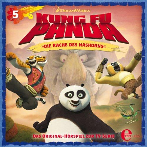 Die Rache des Nashorns (Kung Fu Panda 5) Titelbild
