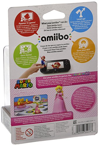 SuperMario Peach Amiibo - 2